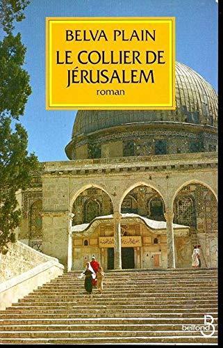 9782714431752: Le Collier de Jérusalem