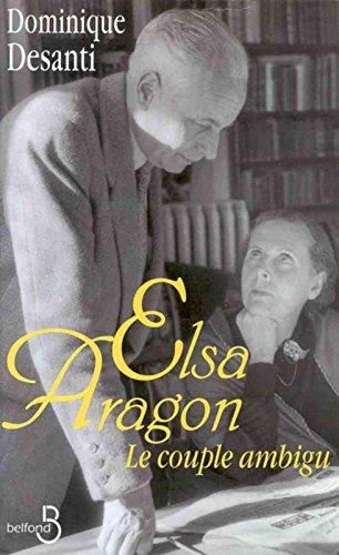 9782714432285: Elsa-Aragon: Le couple ambigu (French Edition)