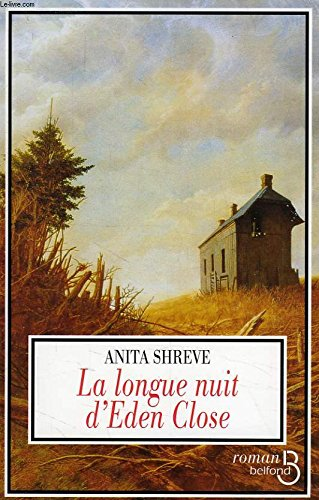 La Longue Nuit d'Eden Close (271443245X) by Anita Shreve