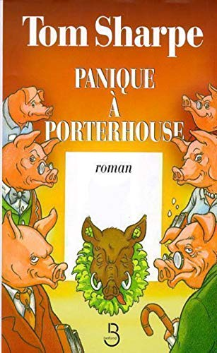 9782714433558: Panique a porterhouse (French Edition)