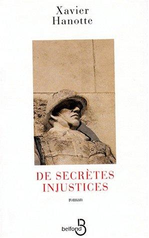 9782714435750: De secrètes injustices