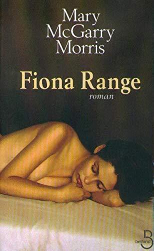 9782714437105: Fiona Range