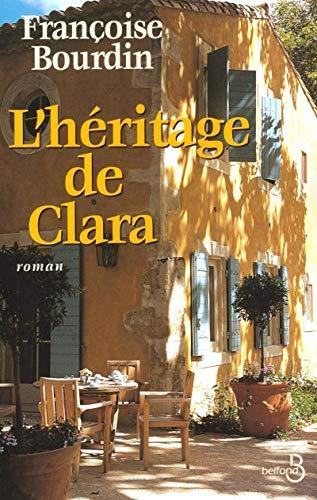 9782714437310: L'héritage de clara (French Edition)