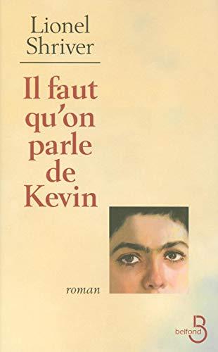 9782714441188: Il faut qu'on parle de Kevin (French Edition)