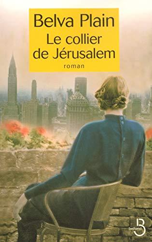 9782714442086: Le collier de Jérusalem