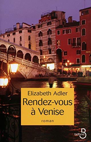 9782714444707: Rendez-vous à Venise
