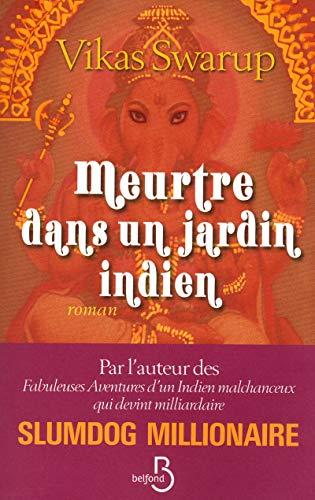 9782714445407: Meurtre dans un jardin indien (French Edition)