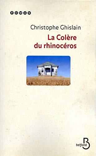 La colère du rhinocéros: Ghislain, Christophe