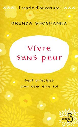 9782714446336: Vivre sans peur (French Edition)