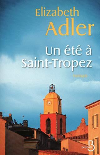 9782714448064: Un été à Saint-Tropez