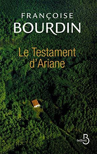 9782714448286: Le Testament d'Ariane