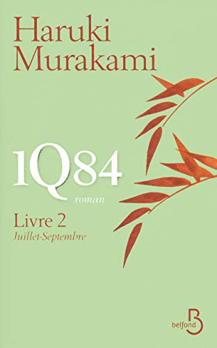 9782714449849: 1Q84, Tome 2 (French Edition)