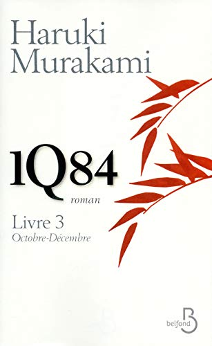 9782714449856: 1Q84, Livre 3 (French Edition)