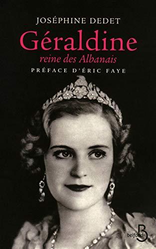 9782714450906: Géraldine, reine des albanais