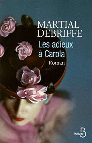 9782714452139: Les adieux � Carola