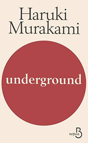 Underground: Haruki Murakami