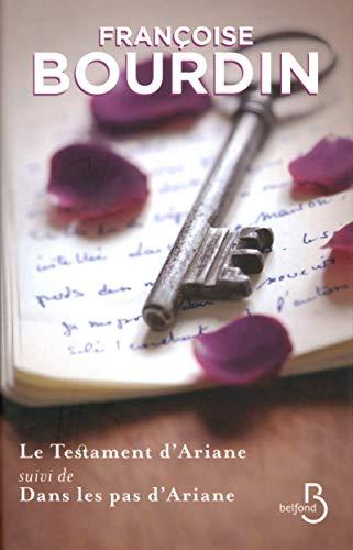 9782714456250: Le Testament d'Ariane suivi de Dans les pas d'Ariane