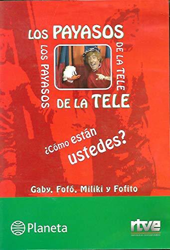 9782715000544: PAYASOS DE LA TELE 5 DVD
