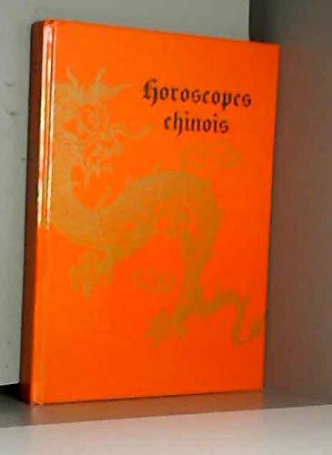 9782715200937: Horoscopes chinois