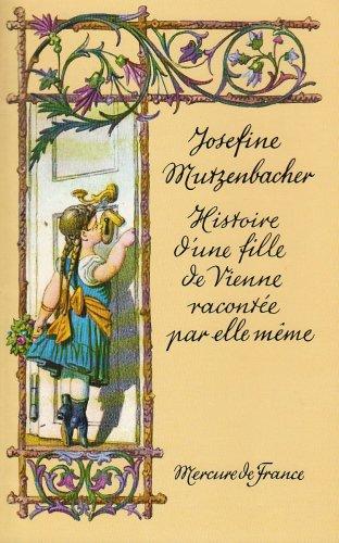 Joséphine Mutzenbacher. Histoire d'une fille de Vienne: Anonyme