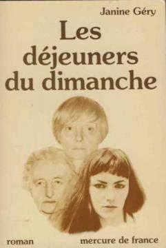 9782715201941: Les déjeuners du dimanche: Roman (French Edition)