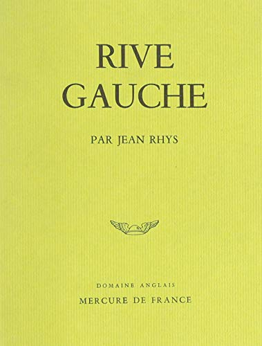 9782715212374: Rive gauche (French Edition)