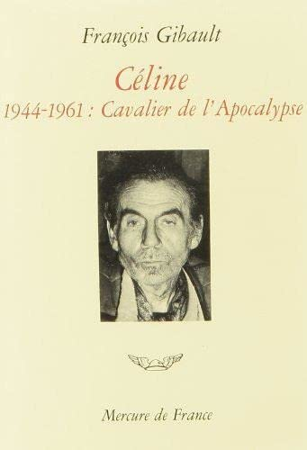 Celine t.3: Gibault, Fran�ois