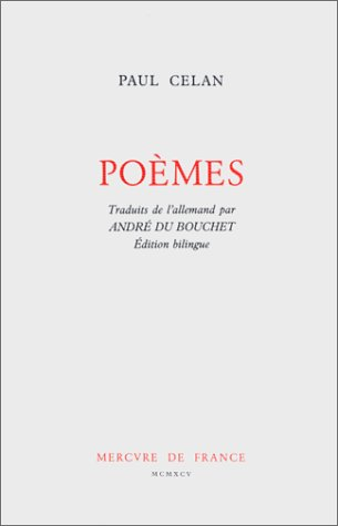 9782715214187: Poèmes (French Edition)