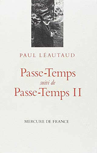 Passe-temps: Léautaud, Paul