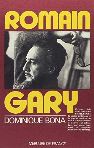 9782715214484: Romain Gary (French Edition)