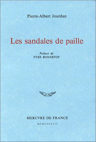 9782715214521: Les sandales de paille (French Edition)