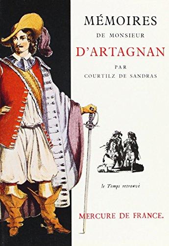 9782715214729: Mémoires de Monsieur d'Artagnan