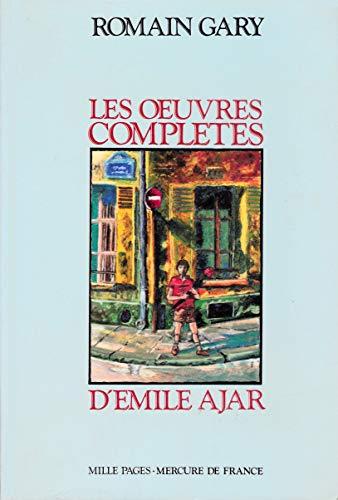 9782715217287: Les œuvres complètes d'Émile Ajar