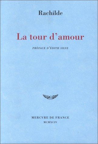 9782715218499: La tour d'amour (French Edition)