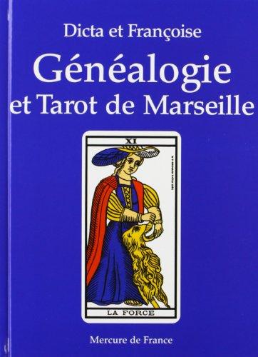 Généalogie et tarot de Marseille (2715220014) by Dicta; Françoise