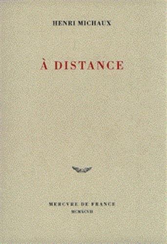 9782715220225: A distance