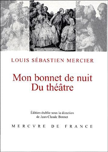 9782715220652: Mon bonnet de nuit - Du théâtre