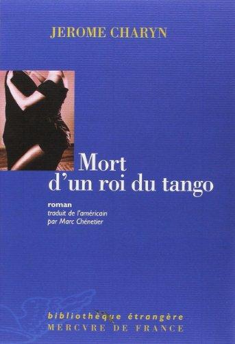 9782715221291: Mort d'un roi du tango (French Edition)