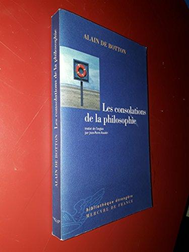 9782715222151: Les Consolations de la philosophie