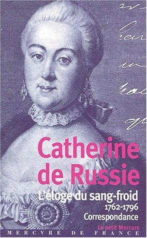 9782715222465: Catherine II : correspondance