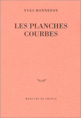 9782715222984: Les planches courbes (French Edition)
