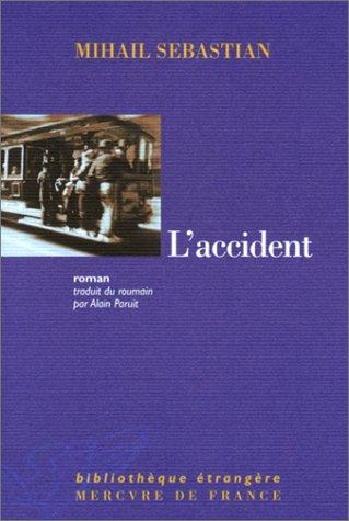 9782715223424: L'Accident