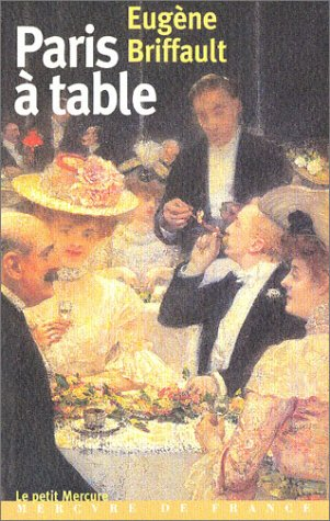 9782715224056: Paris à table
