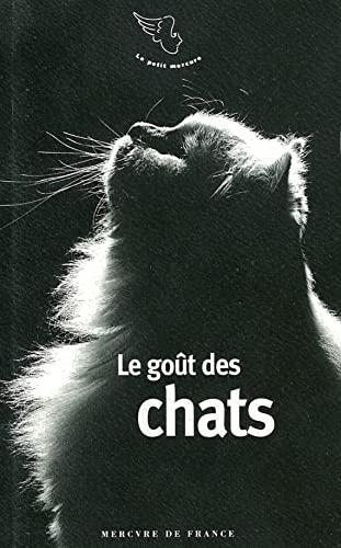 9782715226661: Le go�t des chats