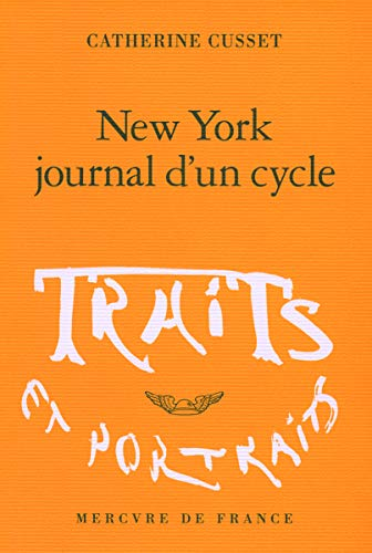 9782715228962: New York, journal d'un cycle