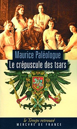 9782715229303: Le crépuscule des tsars