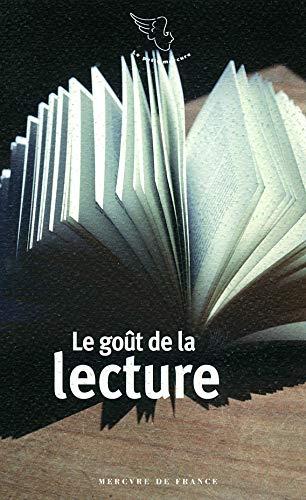 9782715229426: Le goût de la lecture