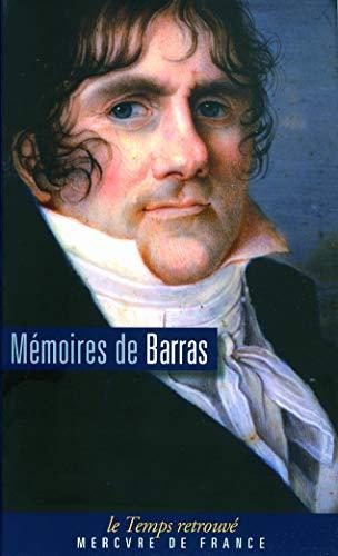 9782715229471: mémoires de Barras