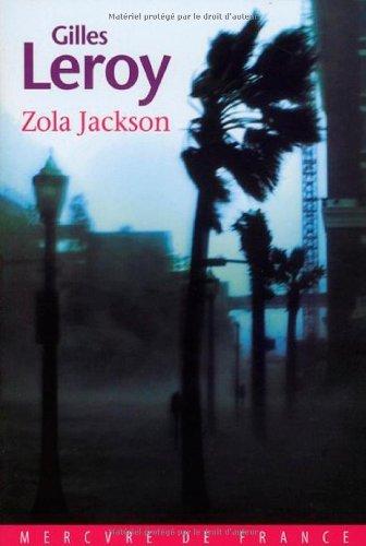 9782715230477: Zola Jackson