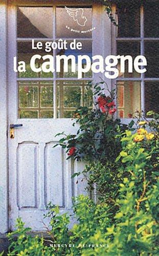 9782715232761: Le goût de la campagne